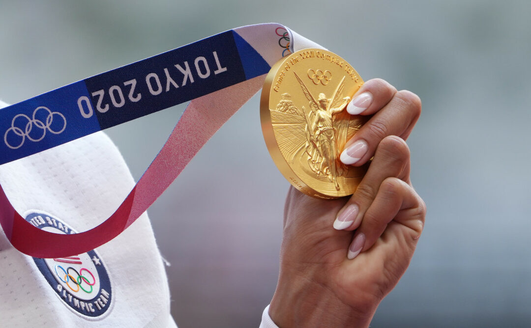 Is the taxman coming after our Olympic medal winners ?